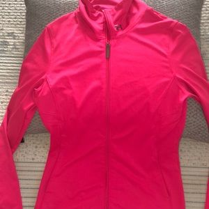 Under Armour Ladies nice lightweight jacket